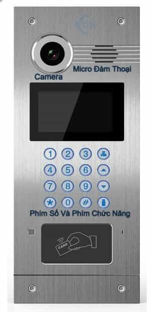 lobby phone video intercom system door daihancorp
